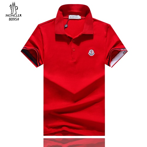 Moncler T-Shirts Short Sleeved Polo For Men #781834