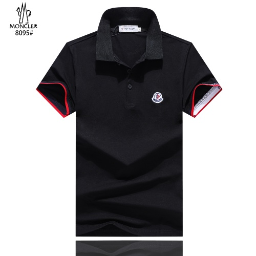 Moncler T-Shirts Short Sleeved Polo For Men #781835