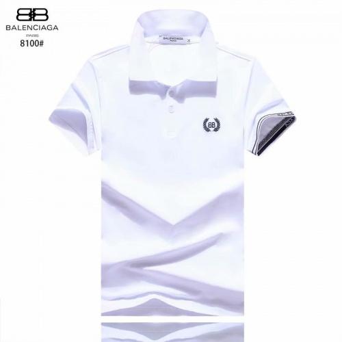 Balenciaga T-Shirts Short Sleeved Polo For Men #781845