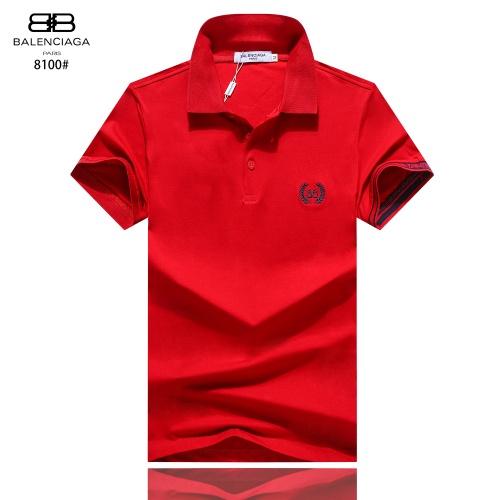Balenciaga T-Shirts Short Sleeved Polo For Men #781846
