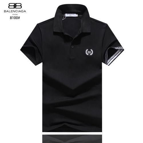 Balenciaga T-Shirts Short Sleeved Polo For Men #781847