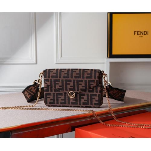 Fendi AAA Messenger Bags #781909