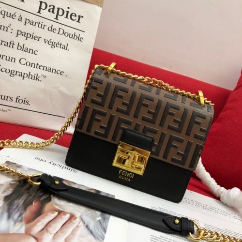 Fendi AAA Messenger Bags #781939