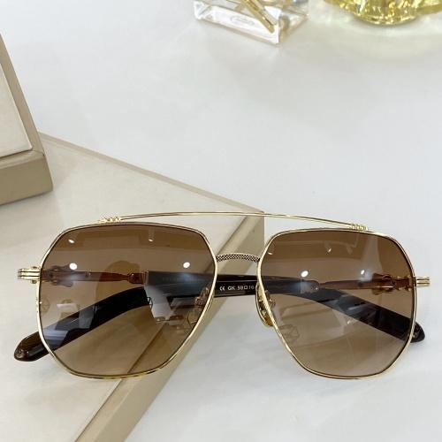 Chrome Hearts AAA Quality Sunglasses #782102
