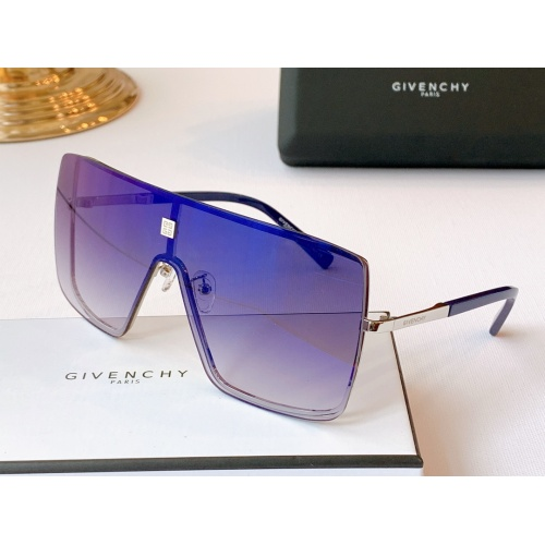 Givenchy AAA Quality Sunglasses #782173 $59.17 USD, Wholesale Replica Givenchy AAA Sunglasses