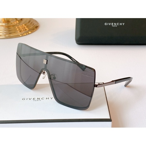 Givenchy AAA Quality Sunglasses #782175 $59.17 USD, Wholesale Replica Givenchy AAA Sunglasses