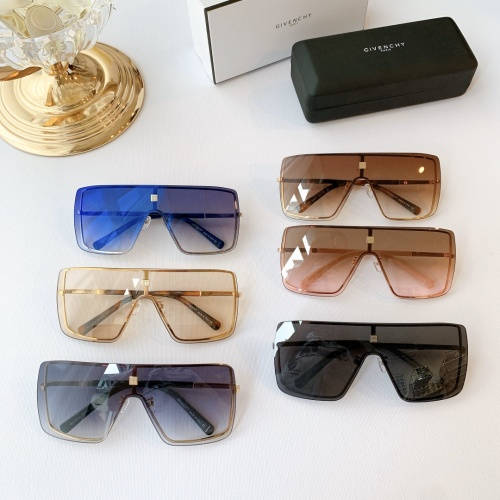 Replica Givenchy AAA Quality Sunglasses #782177 $59.17 USD for Wholesale