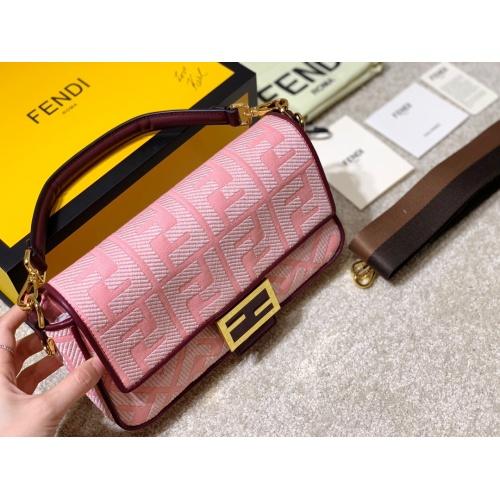 Fendi AAA Messenger Bags #782261