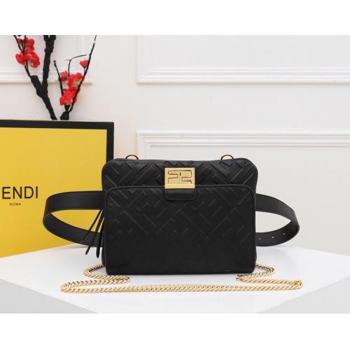 Fendi AAA Messenger Bags #782264