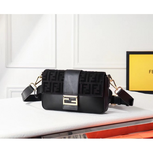 Fendi AAA Messenger Bags #782268