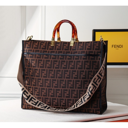 Fendi AAA Quality Handbags #782286