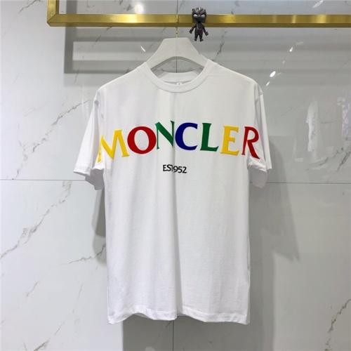 Moncler T-Shirts Short Sleeved O-Neck For Men #782355
