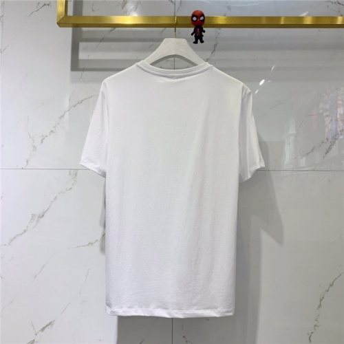 Replica Moncler T-Shirts Short Sleeved O-Neck For Men #782355 $39.77 USD for Wholesale