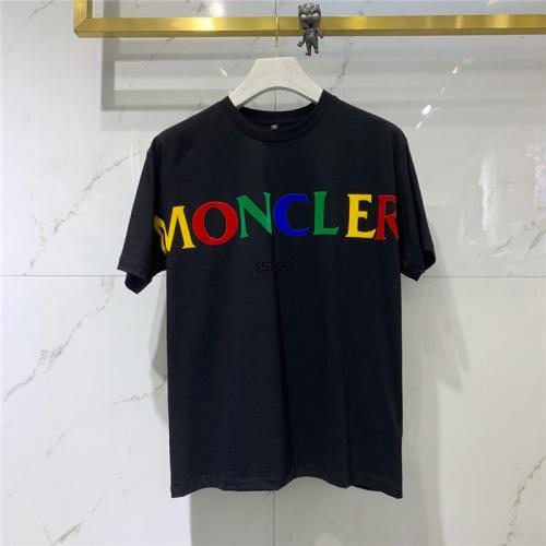 Moncler T-Shirts Short Sleeved O-Neck For Men #782356