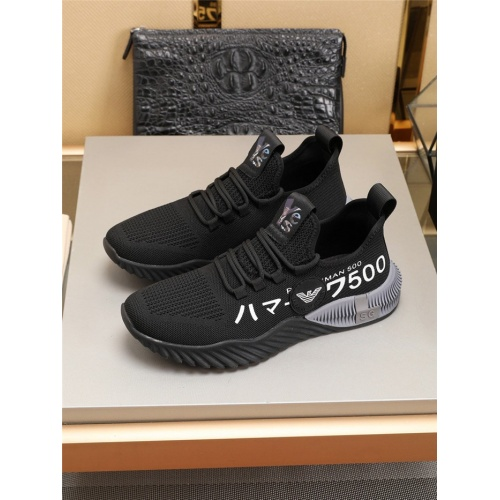 Armani Casual Shoes For Men #782442