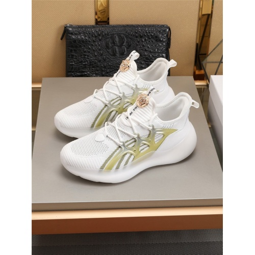 Versace Casual Shoes For Men #782445