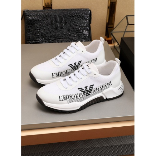 Armani Casual Shoes For Men #782457
