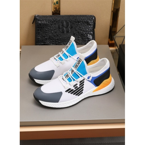 Armani Casual Shoes For Men #782464