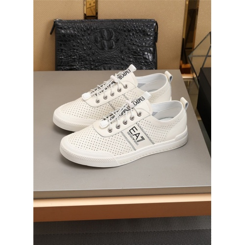 Armani Casual Shoes For Men #782466