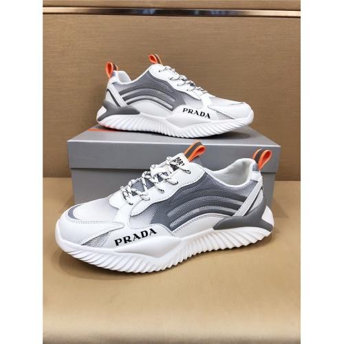 Prada Casual Shoes For Men #782601
