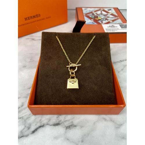 Hermes Necklace #782704