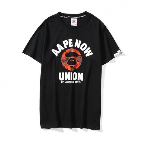 Aape T-Shirts Short Sleeved O-Neck For Men #782747 $24.25 USD, Wholesale Replica Aape T-Shirts