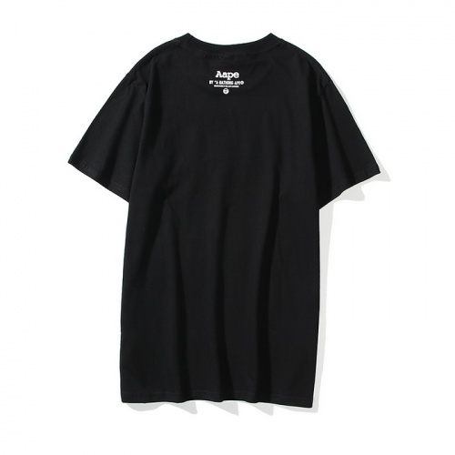 Replica Aape T-Shirts Short Sleeved O-Neck For Men #782752 $24.25 USD for Wholesale