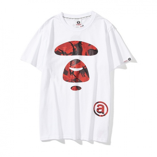 Aape T-Shirts Short Sleeved O-Neck For Men #782753 $24.25, Wholesale Replica Aape T-Shirts