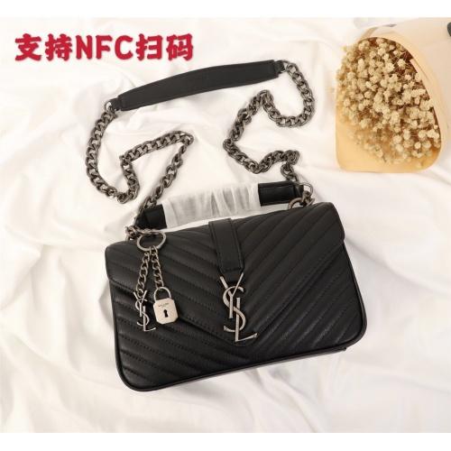 Yves Saint Laurent YSL AAA Quality Messenger Bags For Women #782770 $83.42, Wholesale Replica Yves Saint Laurent YSL AAA Messenger Bags