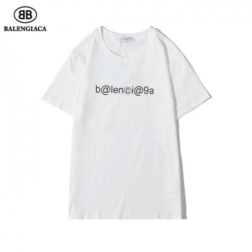 Balenciaga T-Shirts Short Sleeved O-Neck For Men #782785