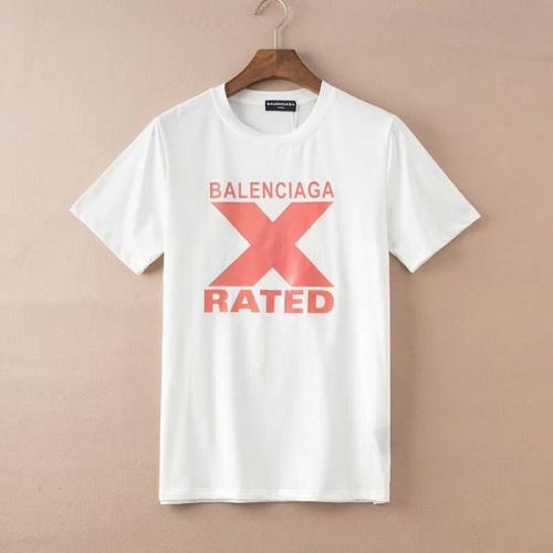 Balenciaga T-Shirts Short Sleeved O-Neck For Men #782788