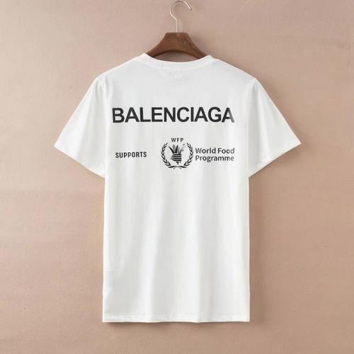 Balenciaga T-Shirts Short Sleeved O-Neck For Men #782791