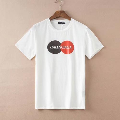 Balenciaga T-Shirts Short Sleeved O-Neck For Men #782793