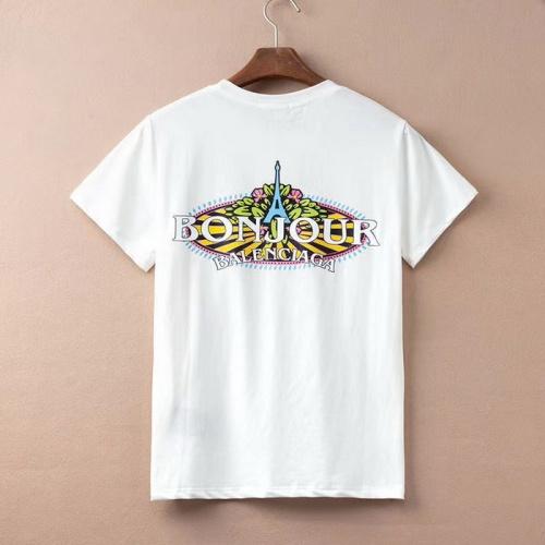 Balenciaga T-Shirts Short Sleeved O-Neck For Men #782796