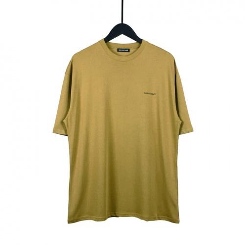 Balenciaga T-Shirts Short Sleeved O-Neck For Men #782812