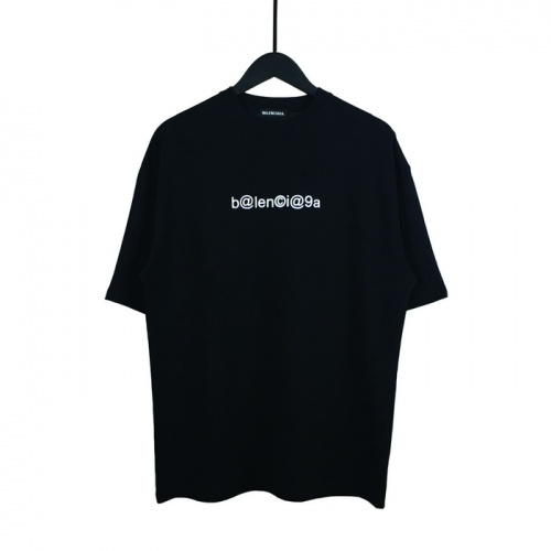 Balenciaga T-Shirts Short Sleeved O-Neck For Men #782815