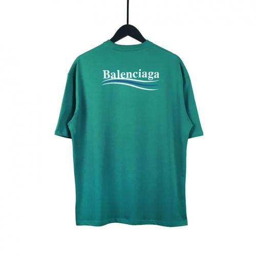 Balenciaga T-Shirts Short Sleeved O-Neck For Men #782832