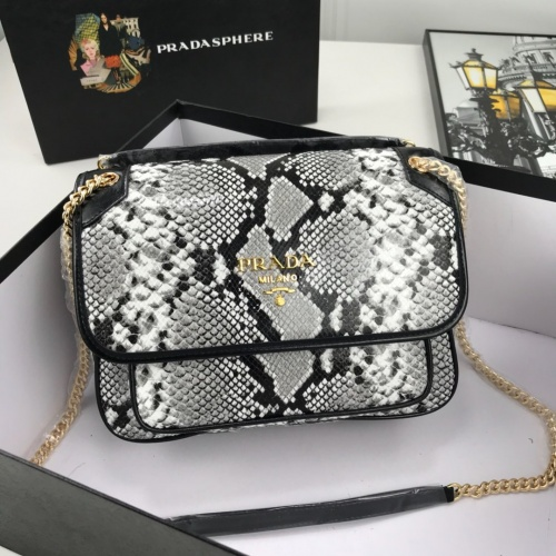 Prada AAA Quality Messeger Bags For Women #782839