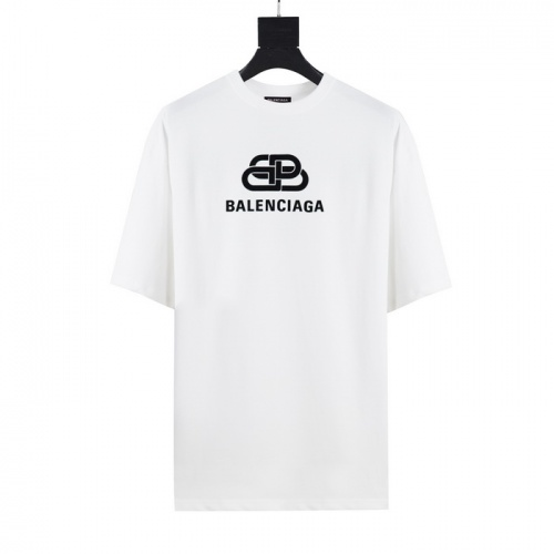 Balenciaga T-Shirts Short Sleeved O-Neck For Men #782842