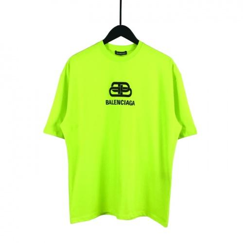 Balenciaga T-Shirts Short Sleeved O-Neck For Men #782845