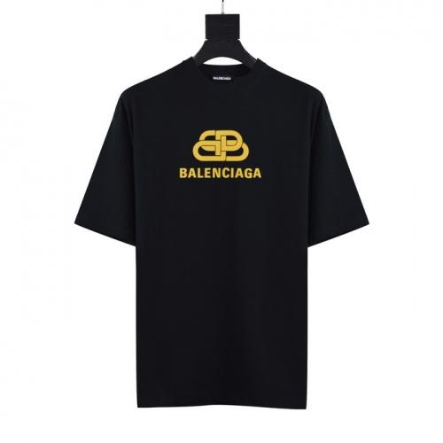 Balenciaga T-Shirts Short Sleeved O-Neck For Men #782847