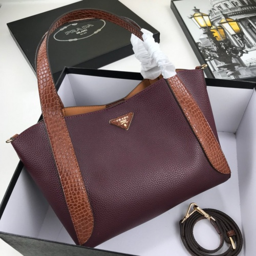 Prada AAA Quality Handbags For Women #782859