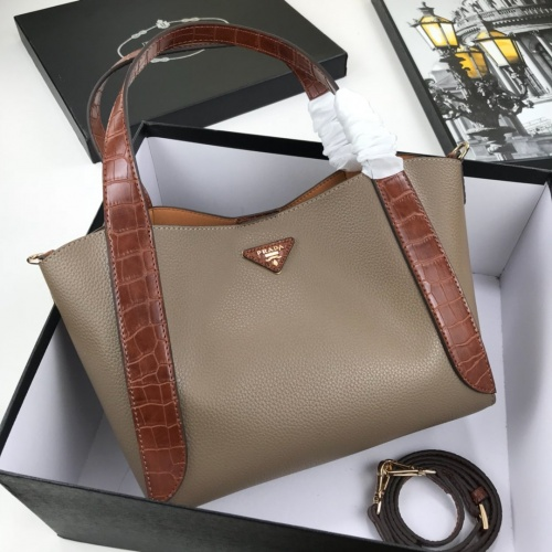 Prada AAA Quality Handbags For Women #782860