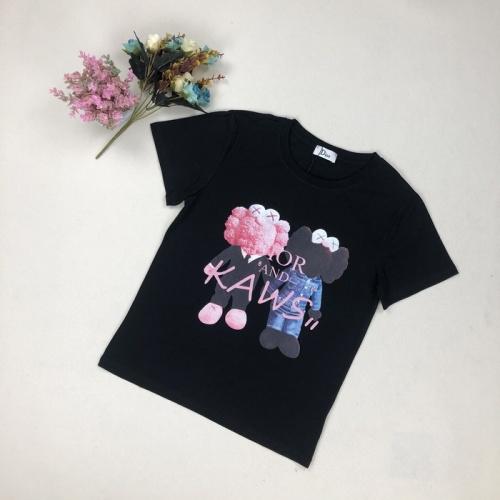 Christian Dior T-Shirts Short Sleeved O-Neck For Men #782907