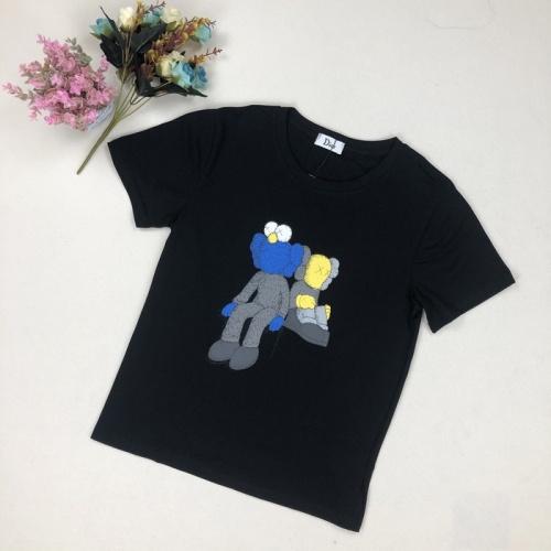 Christian Dior T-Shirts Short Sleeved O-Neck For Men #782913