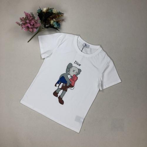 Christian Dior T-Shirts Short Sleeved O-Neck For Men #782914