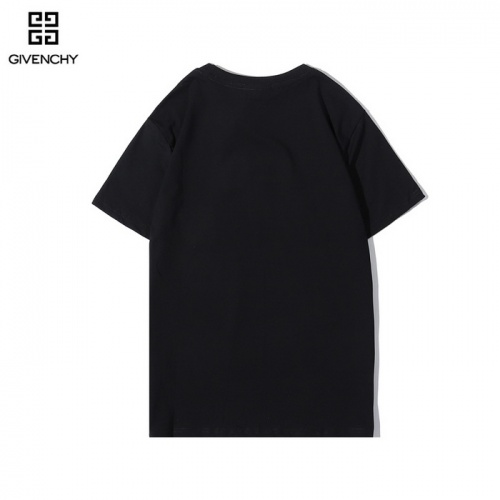 Replica Givenchy T-Shirts Short Sleeved O-Neck For Men #782937 $24.25 USD for Wholesale