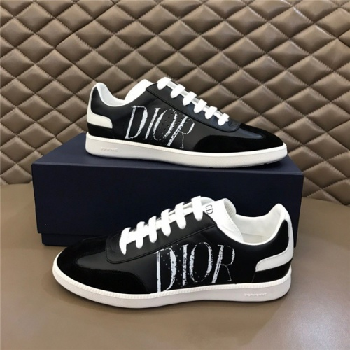 Christian Dior Casual Shoes For Men #783104