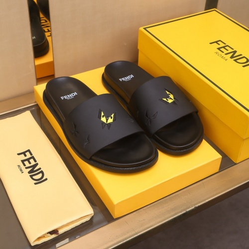 Fendi Slippers For Men #783109