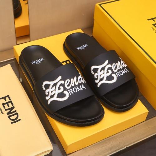 Fendi Slippers For Men #783110